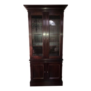 Milling Road/Baker Lighted Display Cabinet