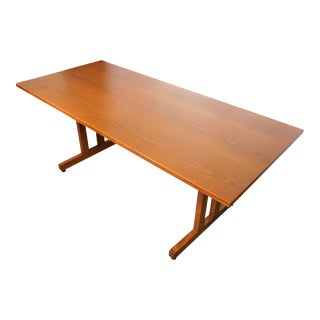 Danish Modern Hans J. Wegner Shaker Dining Table