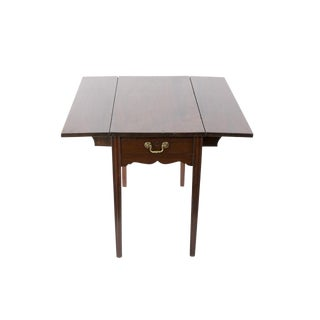 English Drop Leaf Table