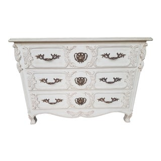 Louis J. Solomon French Provincial Style Commode