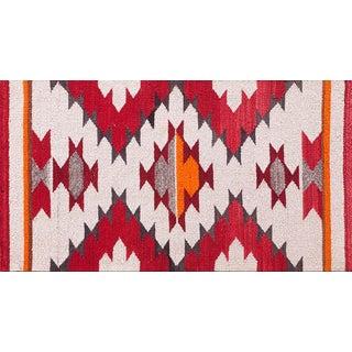 Vintage Navajo Style Rug - 1′6″ × 2′9″
