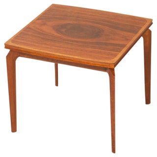 Custom Side Table by Erno Fabry