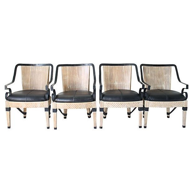Mid Century Chairs - Set of 4 - Image 1 of 6