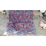 Image of Vibrant Chinoiserie Velvet