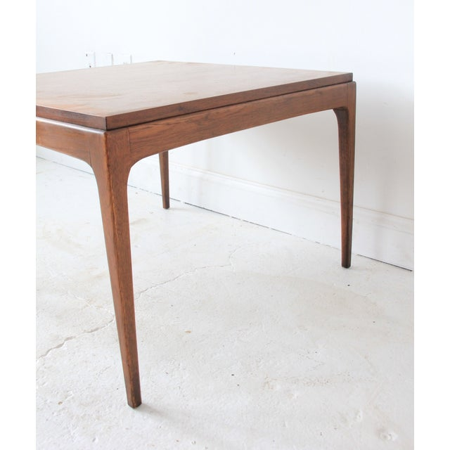 Vintage Mid Century Modern Lane Accent Table - Image 4 of 6