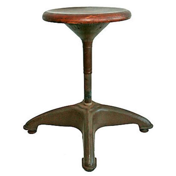 Vintage Stool - Image 1 of 4
