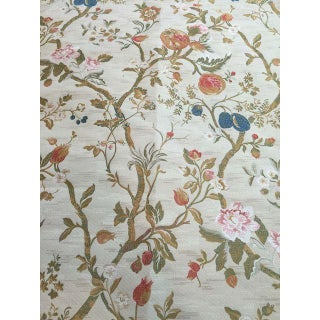 Old World Weavers Lampas Fabric - 3 Yards