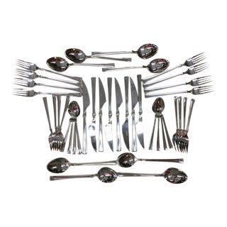 Mikasa Verona Stainless Steel Flatware - Set of 8