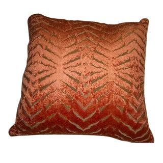 Robert Allen Custom Pillow
