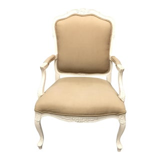 Ballard Design Louis XV Salon Arm Chair