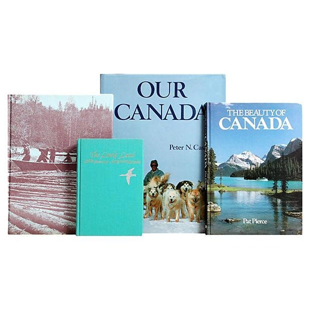 Canadian Bookshelf - S/17 - Image 2 of 2