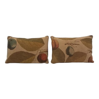 Design Legacy Botanical Pillows - A Pair