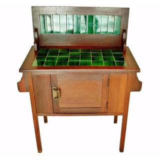 Bar Cabinet English Craftsman, C.1910