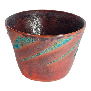 Relicware Earthenware Bowl #69 By Andrew Wilder