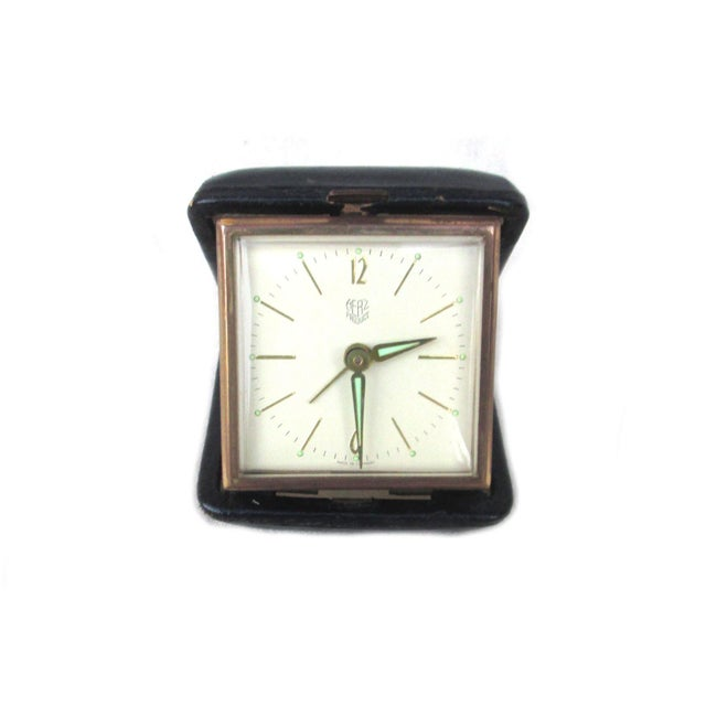 Vintage Herz Product Collapsable Alarm Clock - Image 2 of 4