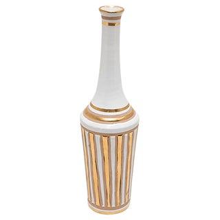 Tall Italian Raymor Ceramic Vase, 1950s
