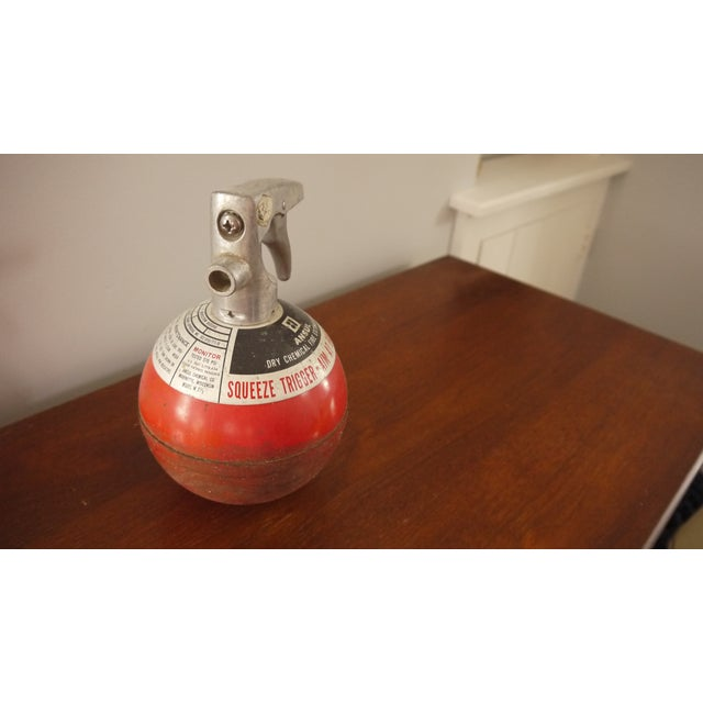 Round Red Fire Extinguisher - Image 3 of 6