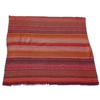 "Peruvian Wool Frazada Throw -- 5'2"" x 5'9"""