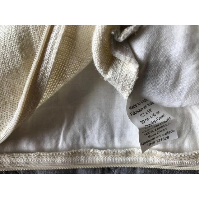 Jonathan Adler Beaded Snake& Apple Pillow - Image 4 of 5