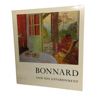 Bonnard & His Environment, Hardcover Book