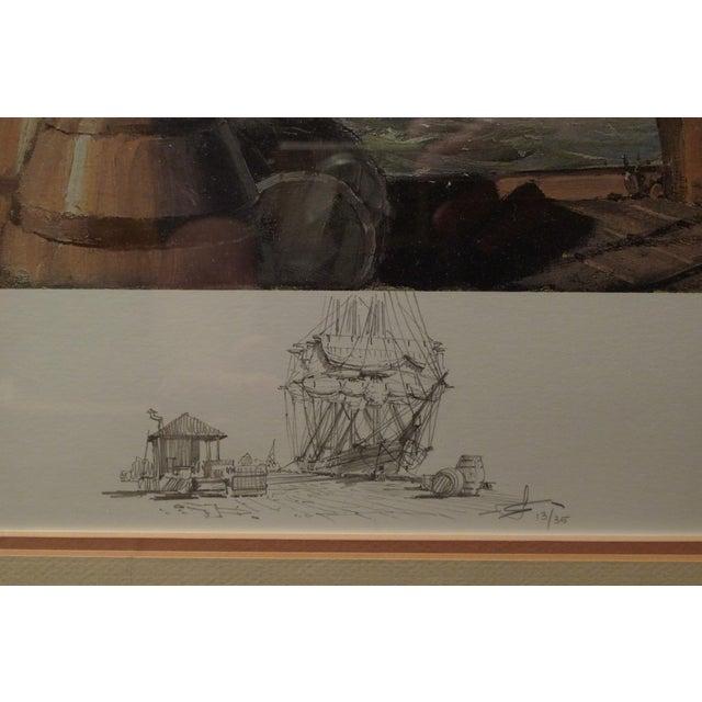 "Image of John Stobart ""New York, Henry B. Hyde"" Painting"