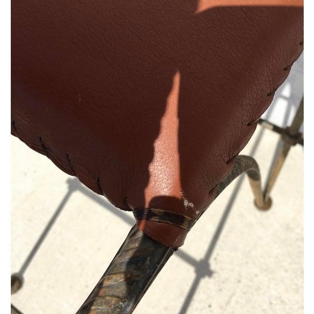 Ilana Goor Style Bar Stools - A Pair - Image 7 of 7