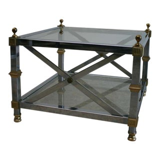 Pair Regency Side Tables