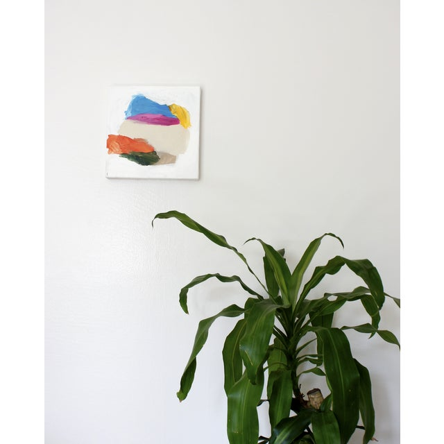 Image of Original Painting on Canvas by Meredith C Bullock