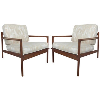 Folke Ohlsson for Dux Chairs - a Pair