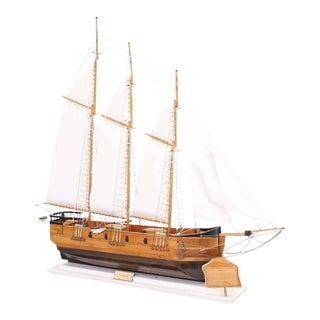 "48"" Long 20th Century Ship Model"