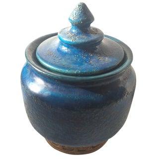 Rosenthal Netter for Bitossi 1960s Ginger Jar