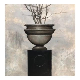 "David Jackson ""Horticole–La Urne"" Painting"