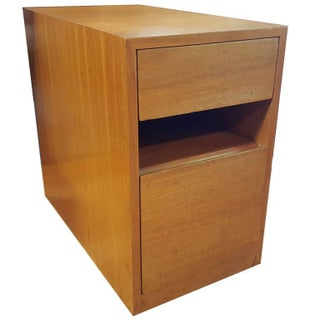 Paul Laszlo Brown Saltman Mahogany File Cabinet