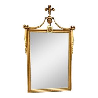 George III Giltwood Pier Mirror