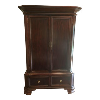 Martha Stewart Bernhardt Seal Harbor Armoire