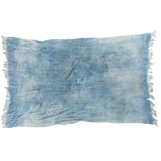 "Vintage African Textile Throw - 3'4"" X 5'6"""
