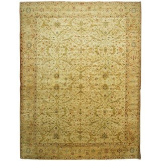 Traditional Hand Made Wool Rug - 12' X 15'3""