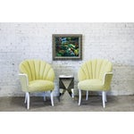 Image of Pair of Heywood-Wakefield One Arm Chairs