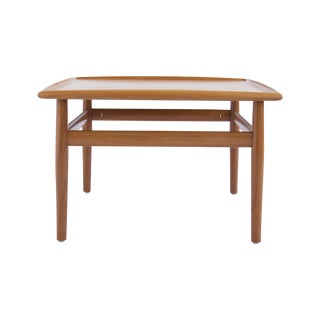 Grete Jalk Danish Modern Side Table