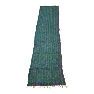 Jewel Silk Kantha Table Runner