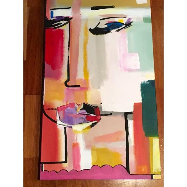 """Ladybelle"" Original Painting - Image 4 of 6"