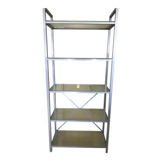 Varick Gallery Stough Etagere Bookcase