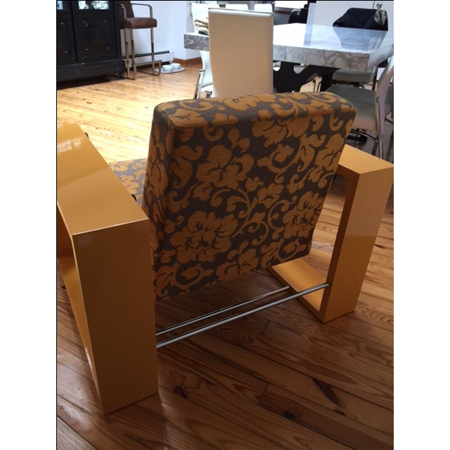 Paco Capdell Cuna Rocking Lounge Chair - Image 5 of 6