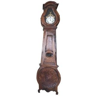 17th Century French Walnut Antique Clock
