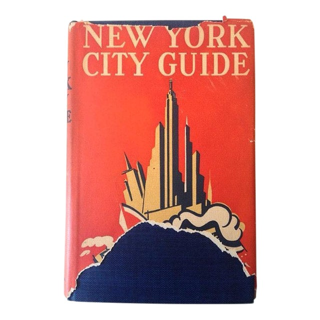 1939 WPA New York City Guidebook, 1st Edition - Image 1 of 6