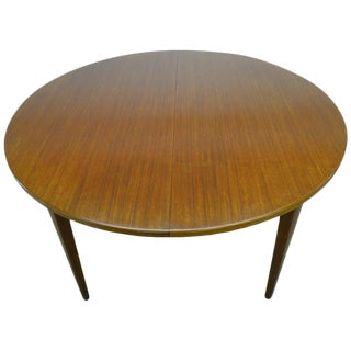 Omann Jun Teak Dining Table With 3 Leaves