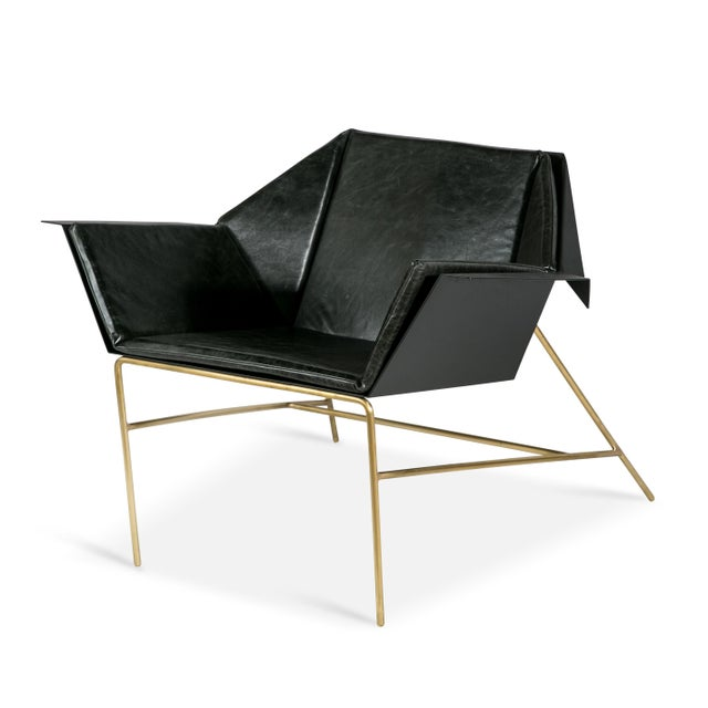 Image of Shank Lounge Chair by John Liston