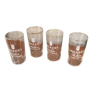 Walker Scotch Glasses - Set of 4