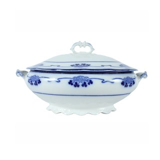Flow Blue Lorne by Grindley Tureen