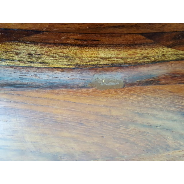 Ernest Sohn Rectangular Siamese Teak Bowl - Image 11 of 11